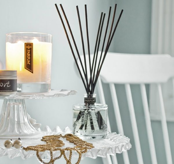 Luxury Scented Candles and Fragrance Reed Diffusers