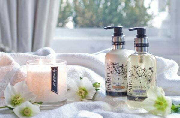 Organic Body & Hand Wash