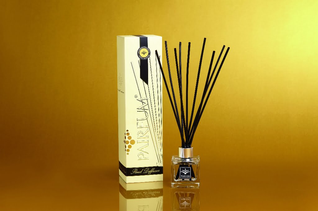 Refill Reed Diffuser Sticks Large Black Extra Long