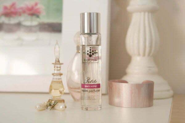 Petite room perfume spray