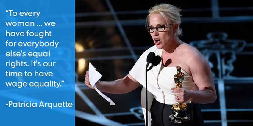 Bring the spirit of Patricia Arquette into your home: perfumes, room fragrance and skin care