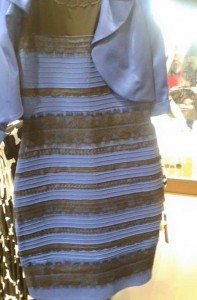 The Dress of Many Colours ??