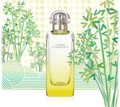 Le Jardin de Monsieur Li by Hermes China Inspires Perfumery