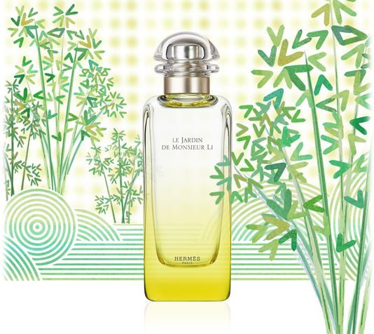 Le Jardin de Monsieur Li by Hermes China Inspires Perfumery
