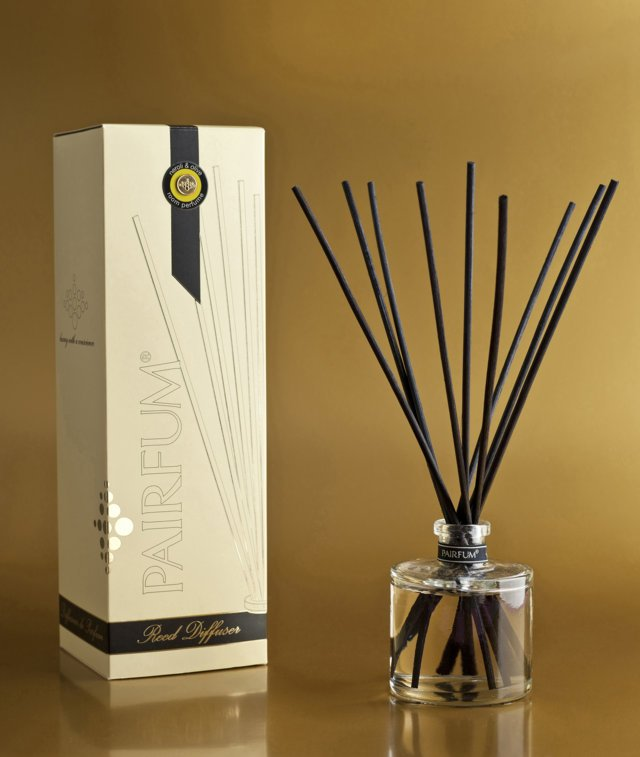 Large Diffuser Sticks By Pairfum Extra Long Strong Amp Black