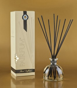 Pairfum reed diffuser SPA bell large: natural / organic / essential oils
