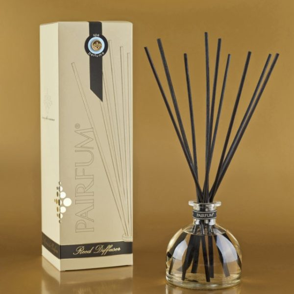 Pairfum Bell Large Reed Diffuser SPA - longlasting and natural reed diffuser oil