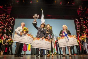 Interflora Fleurop World Cup 2015 Winners