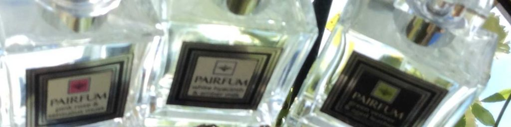 PAIRFUM Natural Perfume. Layering Scent in your Home, Room or on your skin with an Eau de Parfum Spray