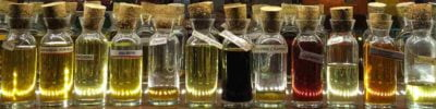 PAIRFUM perfume oils in bottles for reed diffuser