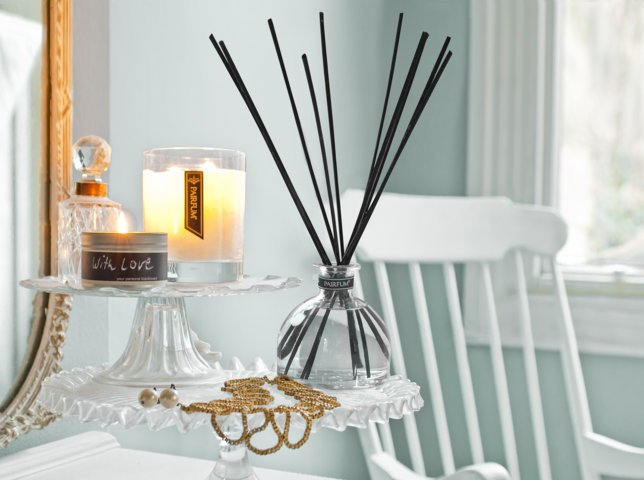 Large Reed Diffuser By Pairfum For Large Rooms Bell Shaped