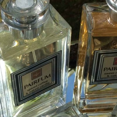 Couture Perfume Collection by PAIRFUM