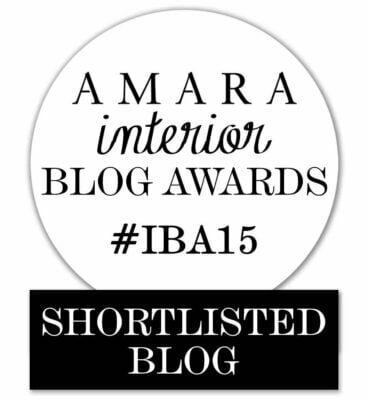 2015 Amara Interior Blog Awards Shortlisted best luxury blog perfume home fragrance skin care