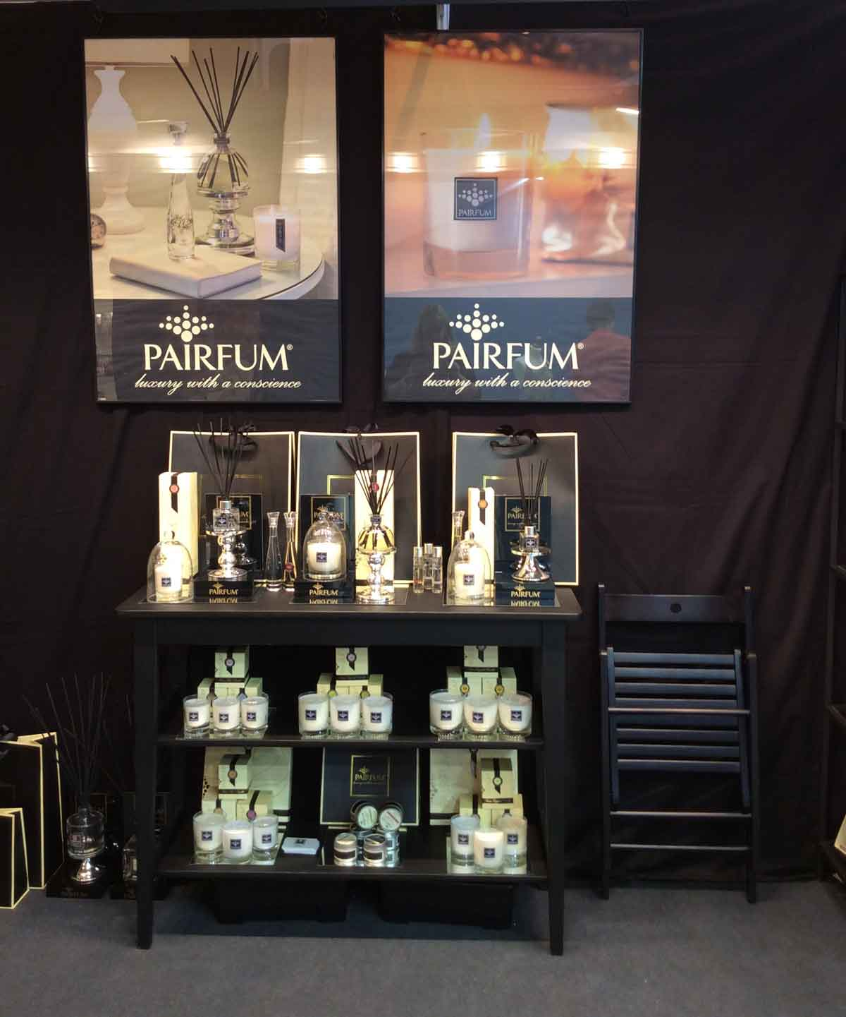 PAIRFUM Candle Wholesale UK Autumnfair Room Fragrance Perfumed Candle Reed Diffusers Room Spray 2280