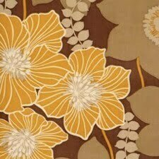 PAIRFUM 70s trend floral pattern room fragrance big flowers