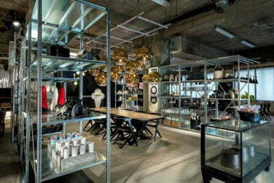 Tom Dixon Multiplex Department Store Perfume Home Fragrance Skin Care Inside