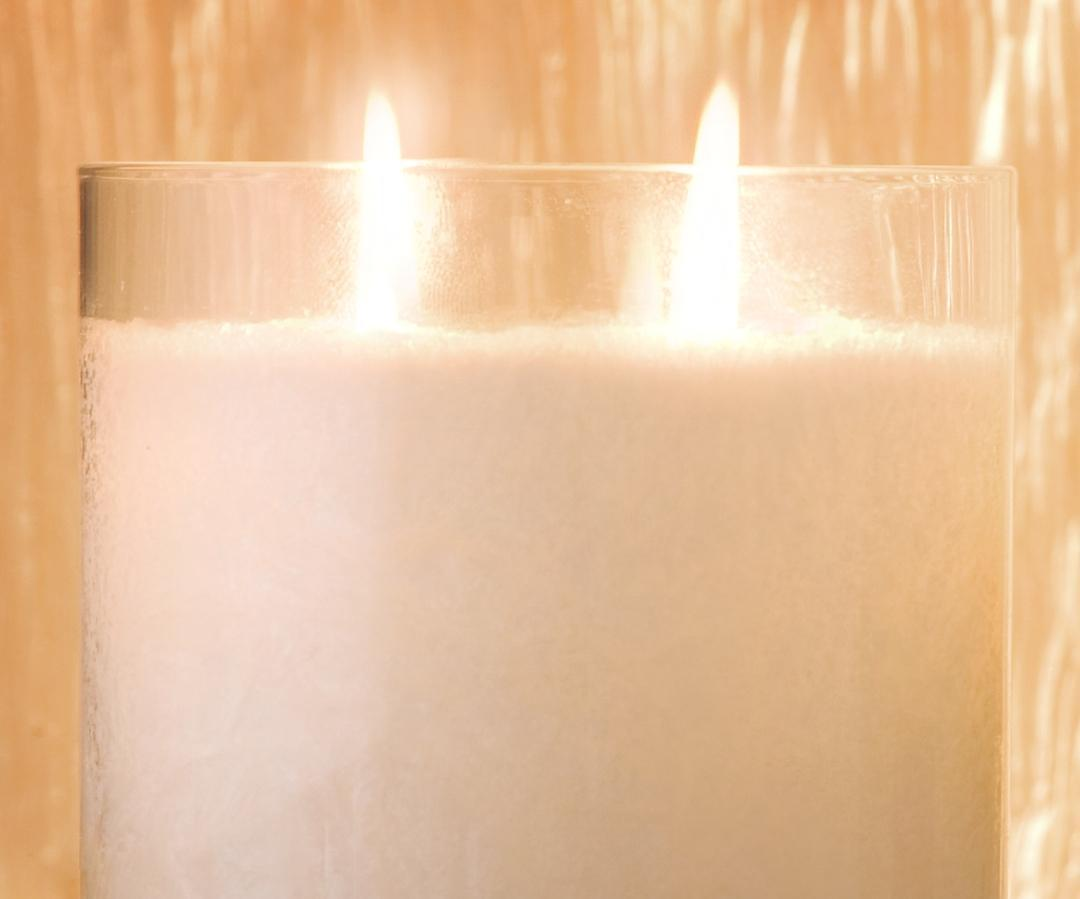 Multi Wick Candles Pairfum Snow Crystal Luxury Scented Candle Large Multi Wick
