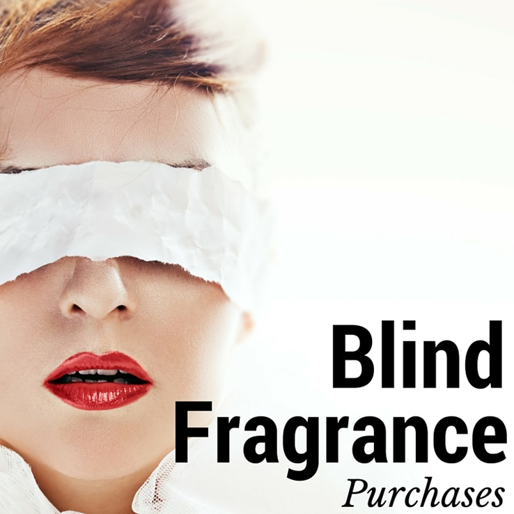 Blind fragrance purchase