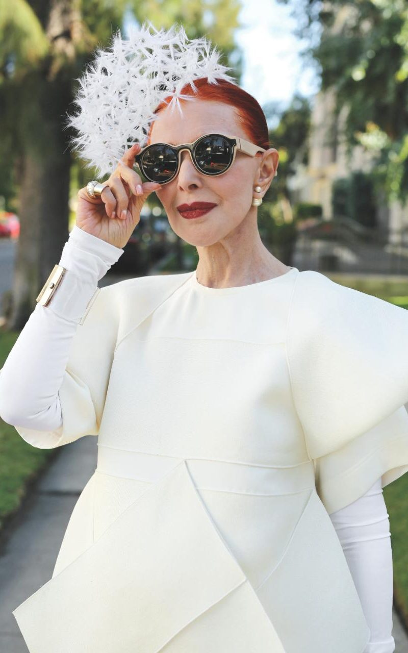 Fashion Defying Ageism Valerie Von Sobel