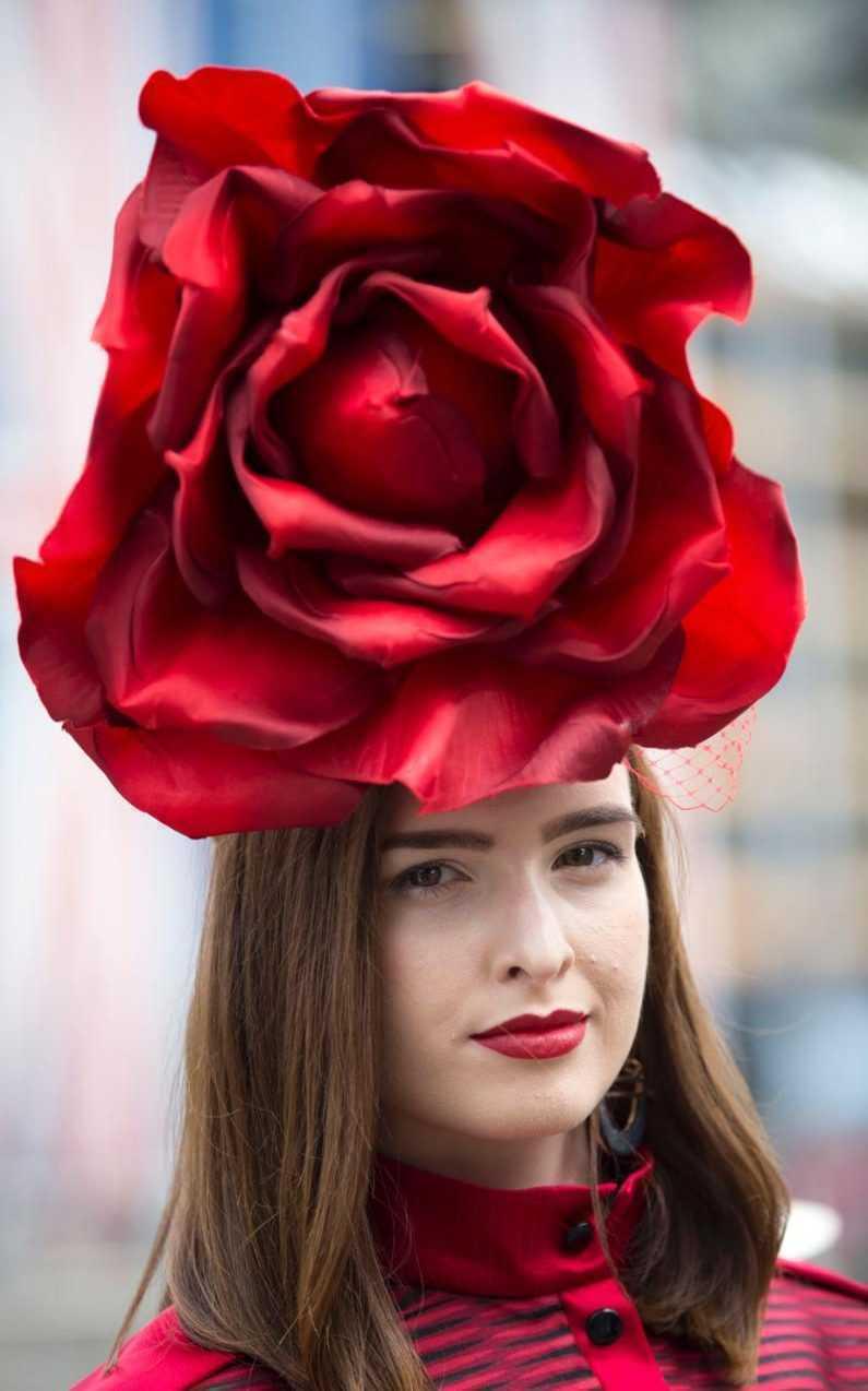 Royal Ascot Ladies Day - Perfume Inspired Hats