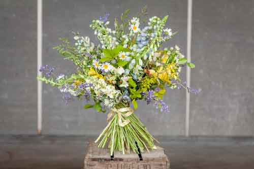 Pairfum reed diffuser british flower week bouquet