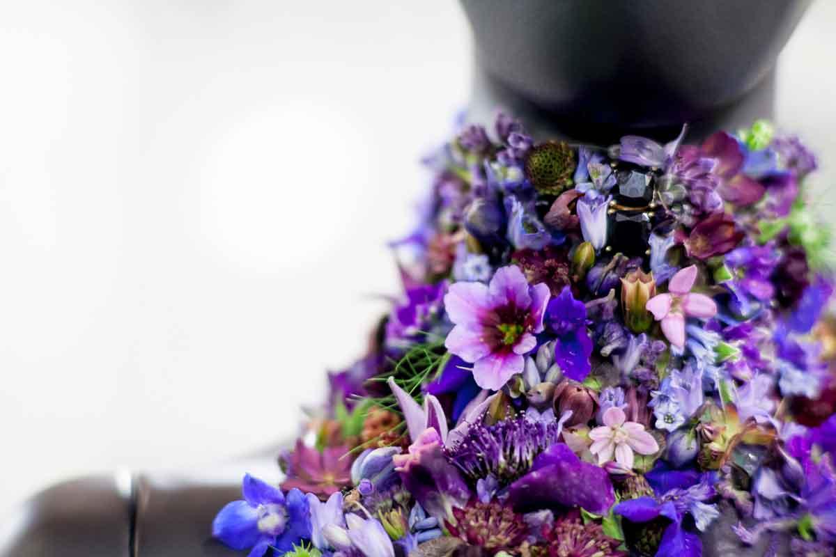 Pairfum reed diffuser british flower week necklace