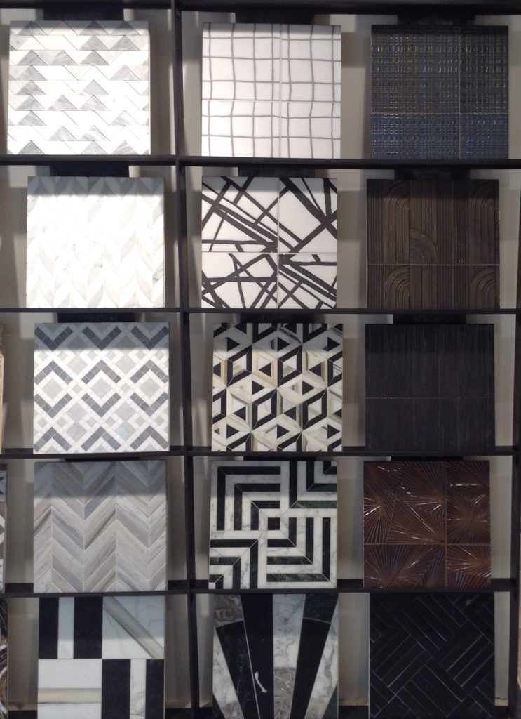 Trends london design week geometric graphics