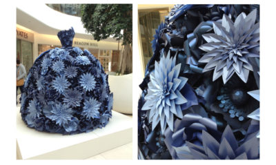 Trends london design week Handcrafted floral