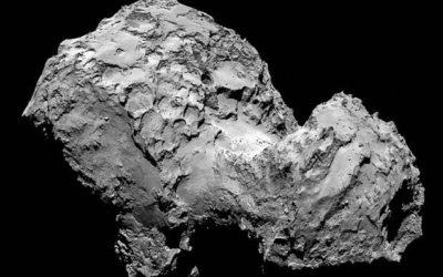 fragrance of a comet