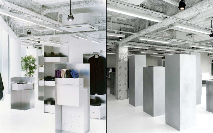 Store Design Inspiration From Japan
