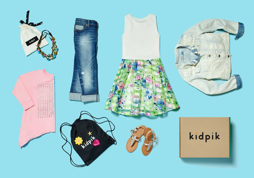 Kidswear Clothing Subscription Box Kidpik