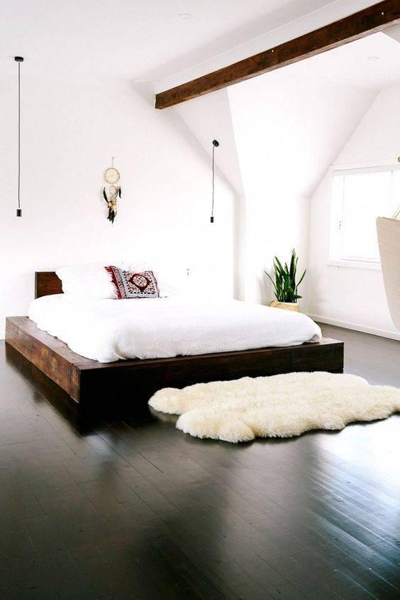 Dark Wooden Floors