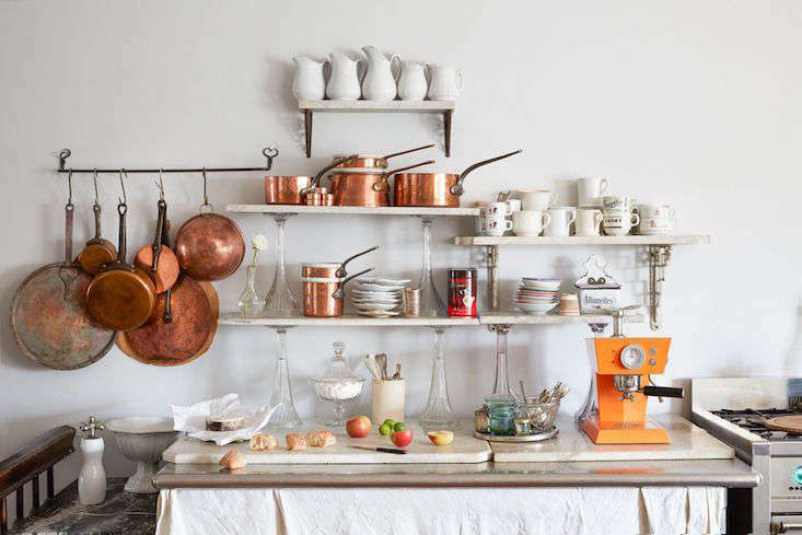 1860s Whaling House Reimagined Kitchen