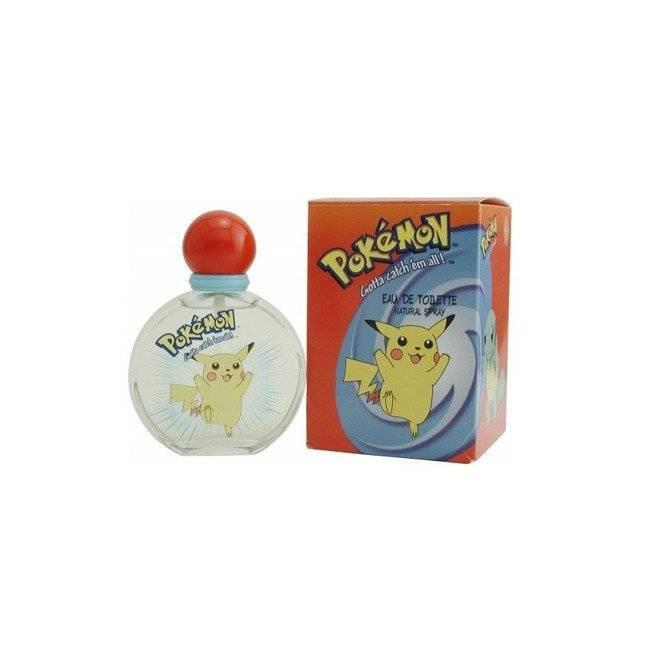 Pokémon Perfume