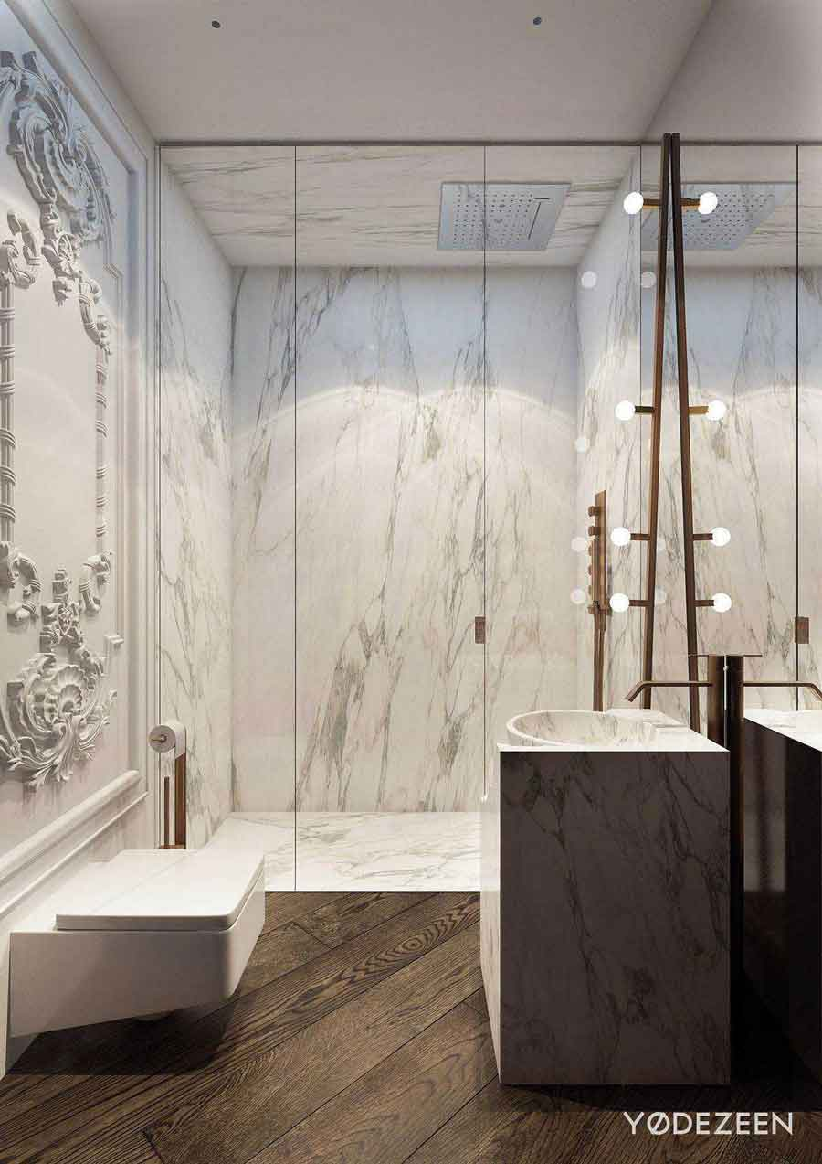 apartment-blends-modern-classic-bathroom