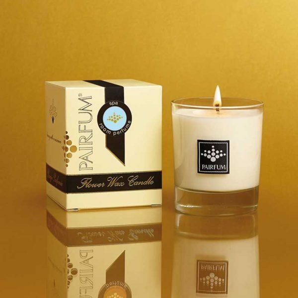 Pairfum Flower Wax Candle Spa