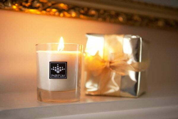 Pairfum Lifestyle Flower & Soy Wax Candle
