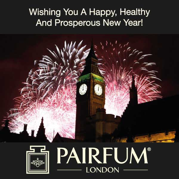 Pairfum Happy New Year 2017 Home Fragrance Skin Care Perfume