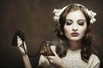 Women Fragrance Spray Pump