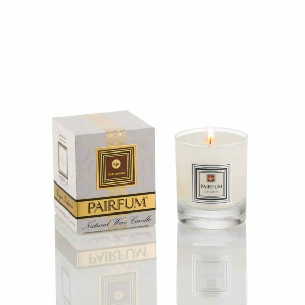 Pairfum Natural Wax Candle Pure Rich Spices