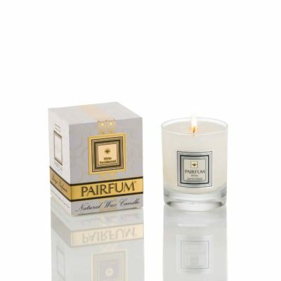 Pairfum Natural Wax Candle Pure White Sandalwood