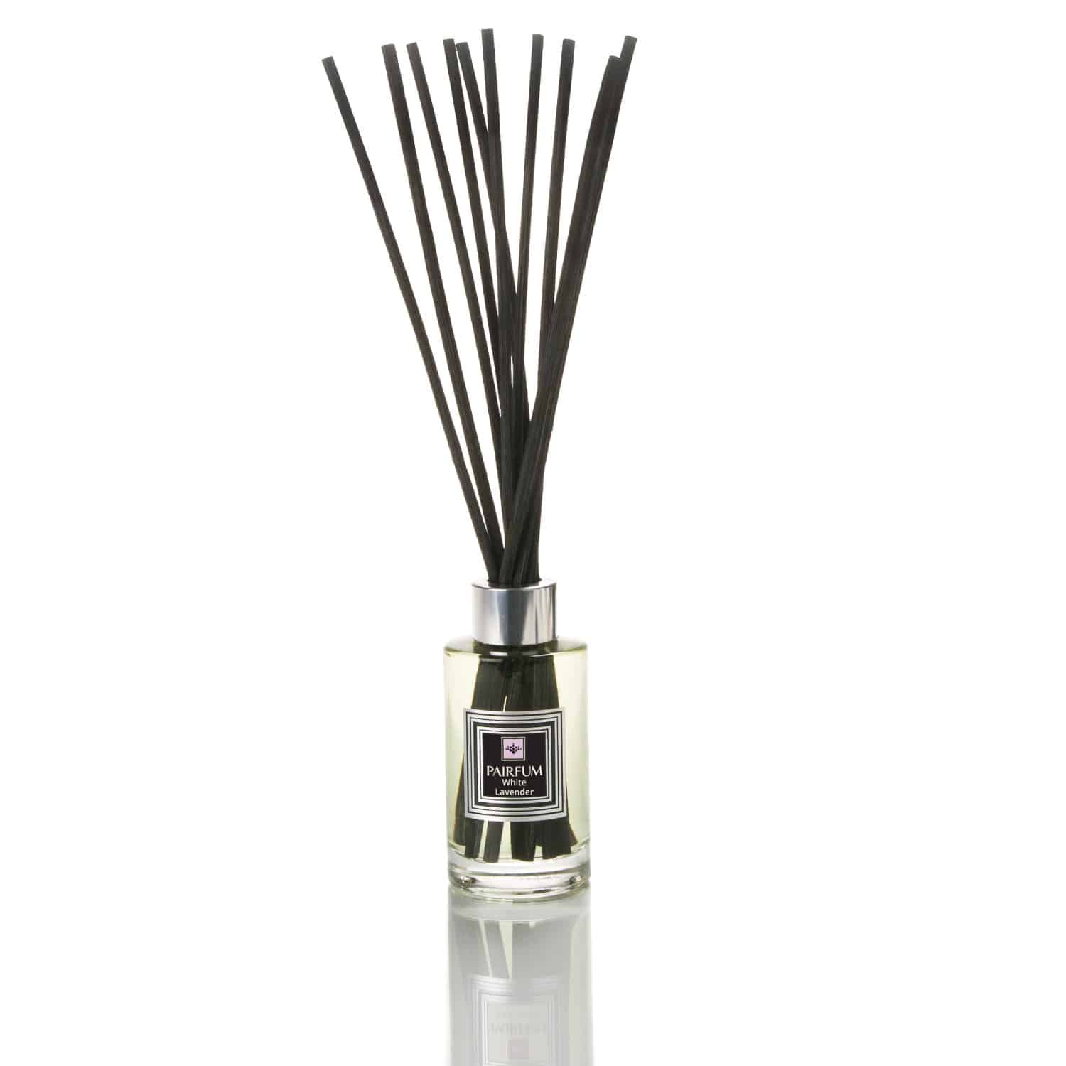 Product Reed Diffuser ~ Large diffuser sticks by pairfum extra long strong black
