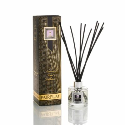 Pairfum Reed Diffuser Tower Classic Noir White Lavender