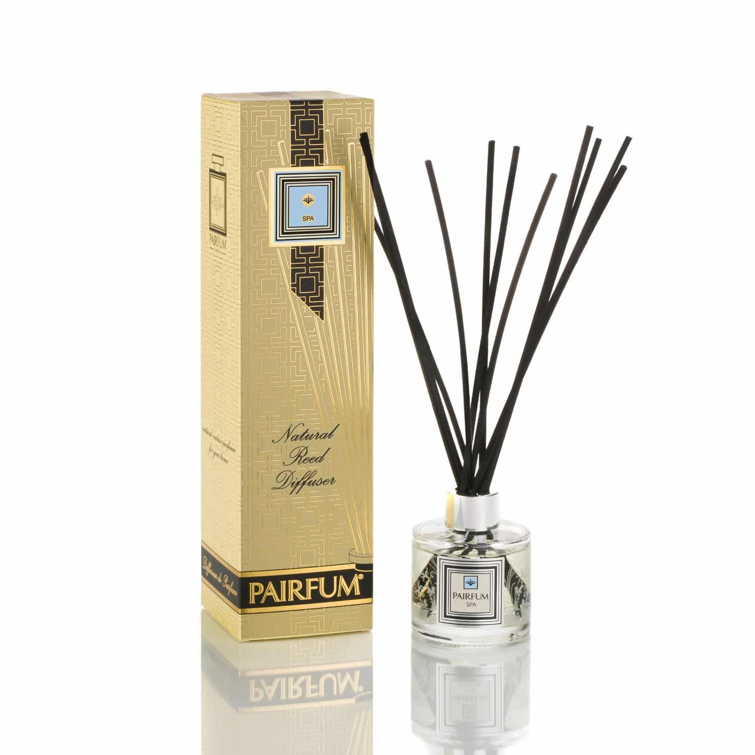 Natural Reed Diffuser by PAIRFUM - Long-Lasting / Large