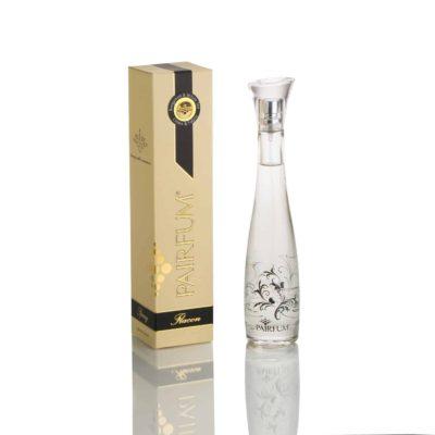 Pairfum Flacon Perfume Linen Fabric Signature Bergamot White Tea