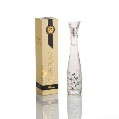Pairfum Flacon Perfume Linen Fabric Signature Orangerie Blossoms