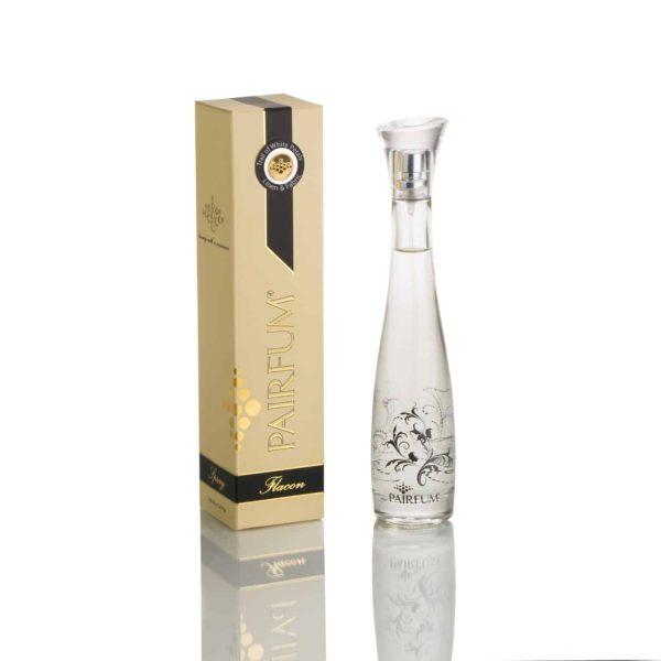 Pairfum Flacon Perfume Linen Fabric Signature Trail White Petals