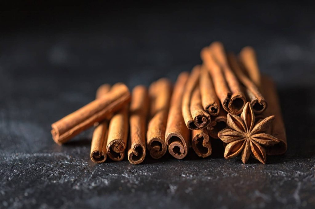 Cinnamon Candles Star Anis Seed