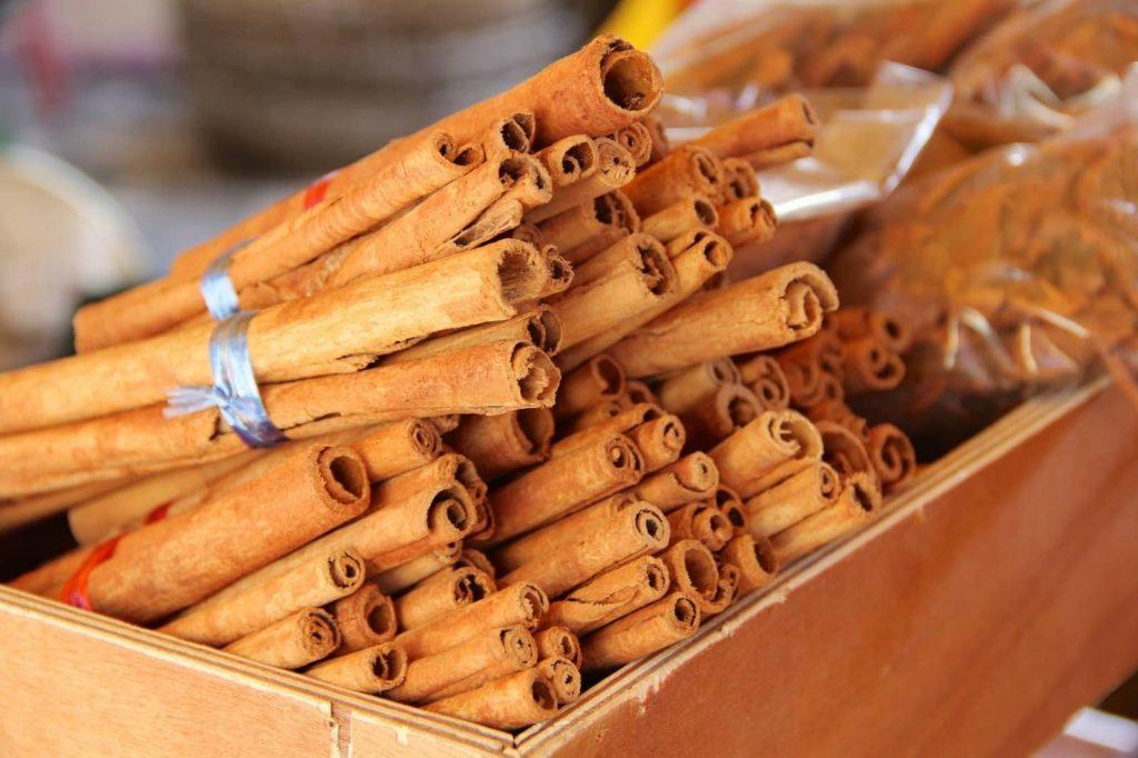 Spice Cinnamon Reed Diffuser Stick Roll