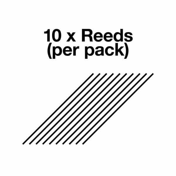 Infographic Reed Diffuser 10 Refill Reeds Quantity